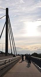 karlsruhe Alb segway cityseg rhein rheinbrücke