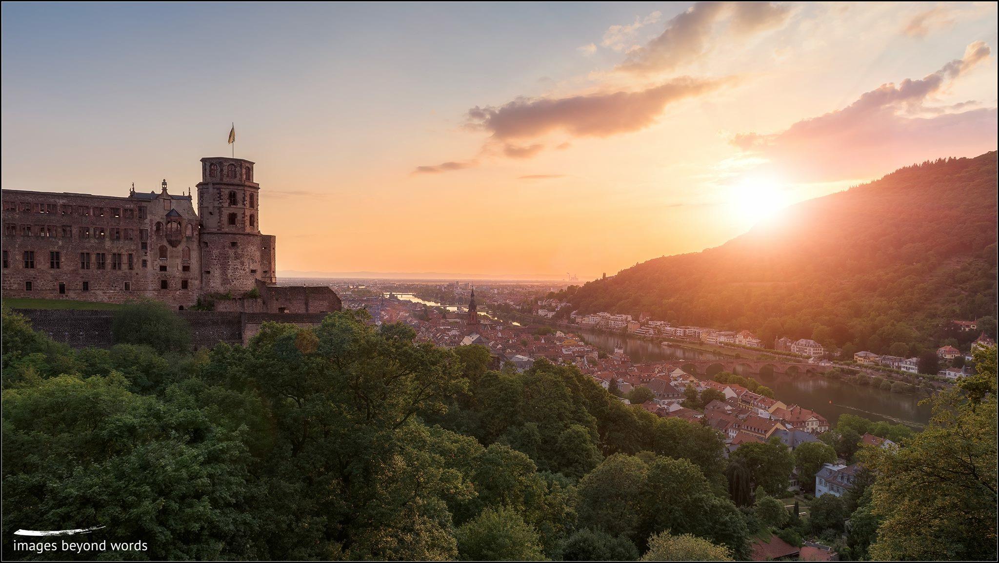 Heidelberg HD Segway